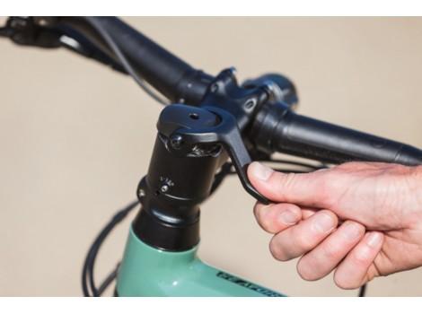 Potence orientable latéralement Moustache Bikes