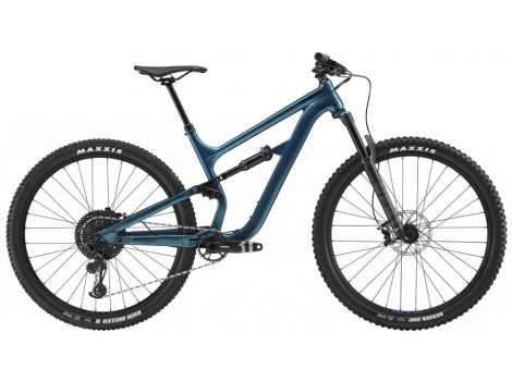 Vélo VTT Cannondale Habit 4 bleu -2019