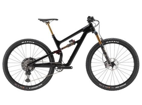Vélo VTT Habit Carbon 1 noir - 2019