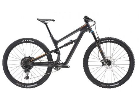 Vélo VTT Habit Carbon 1 femme noir - 2019