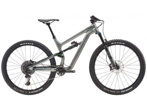 Vélo VTT Habit Carbon 2 gris - 2019