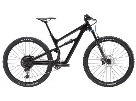 Vélo VTT Cannondale Habit Carbon 3 noir - 2019