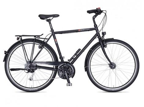 Vélo trekking VSF Fahrradmanufaktur T100 Shimano Alivio 27 G V-brake - 2019