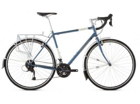 Vélo randonnée Ridgeback Voyage bleu - 2019