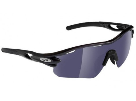 Lunettes vélo AZR Tour RX Noires verres gris Catégorie 3 - 3382
