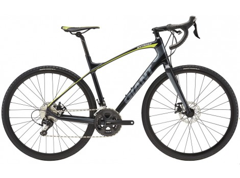 Vélo gravel Giant Anyroad Comax - 2017