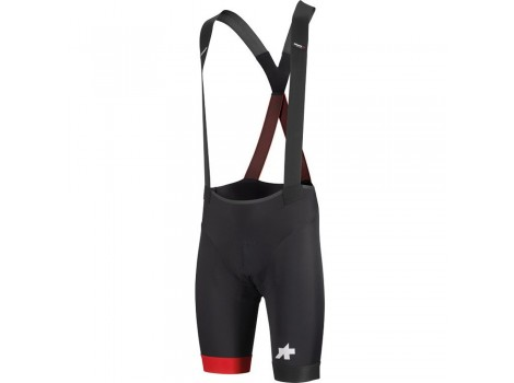 Cuissard Assos Equipe RS Bib Shorts S9 - Rouge