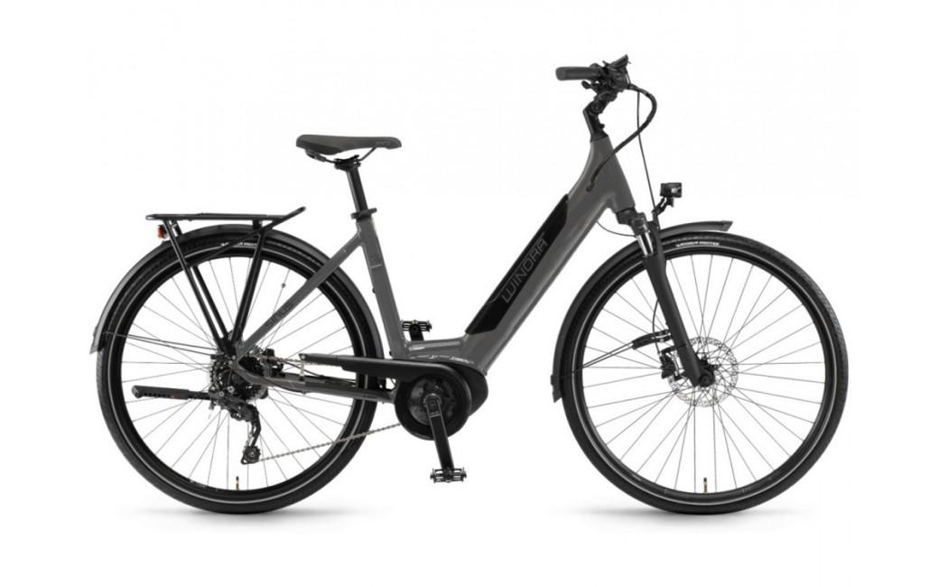 Vélo électrique Winora Sinus i9 Wave Bosch 500Wh 26' - 19