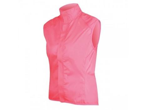 Coupe-vent Pakagilet femme Endura rose S