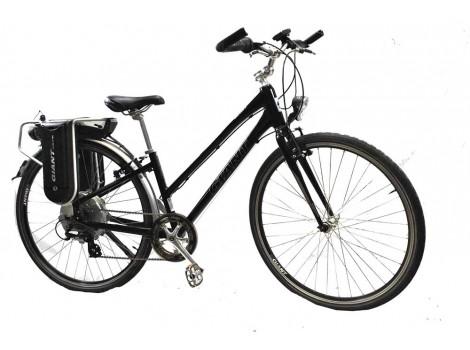 Vélo ville électrique Femme Giant Escape 2 - Occasion Premium