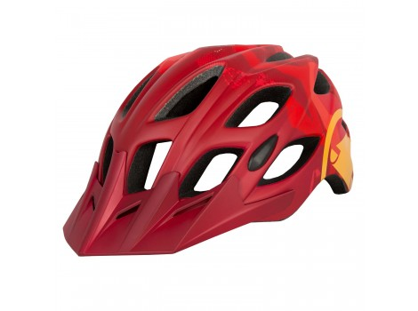 Casque Endura Hummvee Rouge