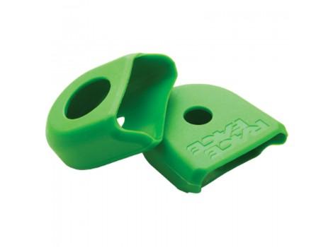 Protège manivelles Race Face Carbon Crank Boot - Vert