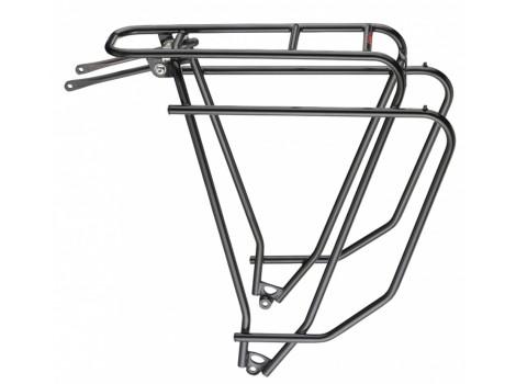 Porte-bagage arrière Tubus Logo Evo 80100 - Noir