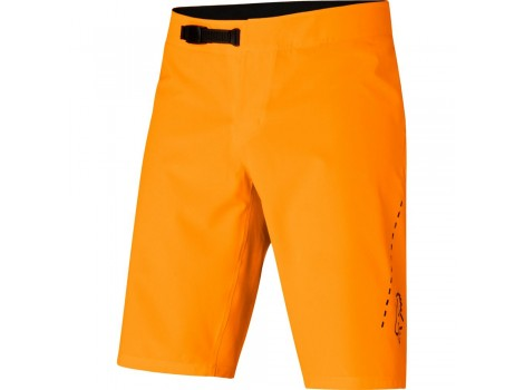 Short VTT Fox Flexair Lite Orange - 23027