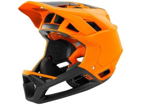 Casque VTT Intégral Fox Proframe Orange - 23310