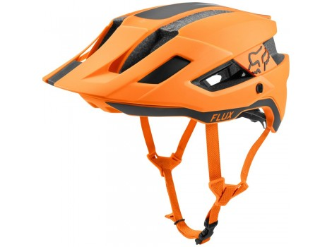 Casque VTT Fox Flux Orange - 23308