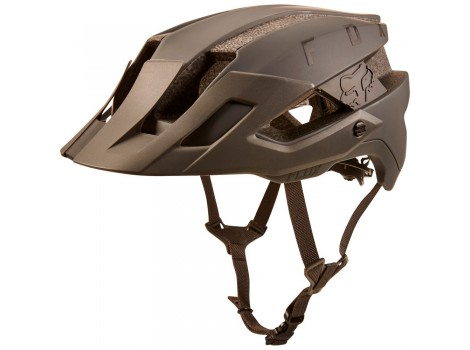 Casque VTT Fox Flux Marron - 23219