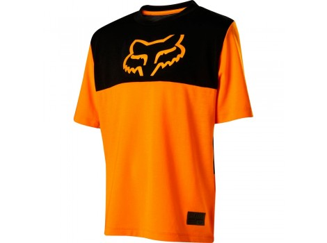 Maillot VTT Junior Fox Youth Ranger Drirelease® Orange - 22946