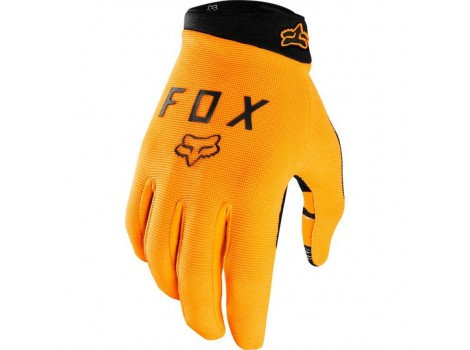 Gants vélo été Junior Fox Youth Ranger Orange - 22948