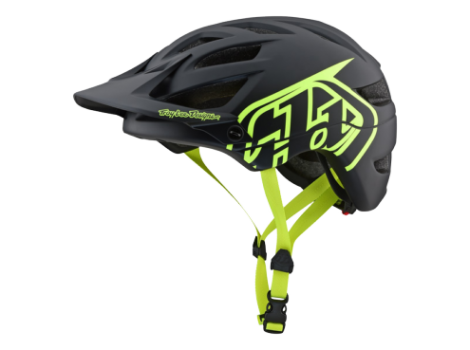 Casque VTT Troy Lee Designs A1 Drone Noir/Jaune