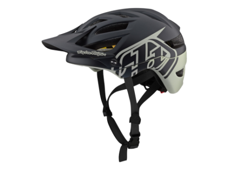 Casque VTT Troy Lee Designs A1 Mips Classic Noir