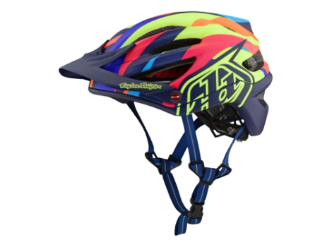 Casque VTT Troy Lee Design A2 Mips Jet Multicolor