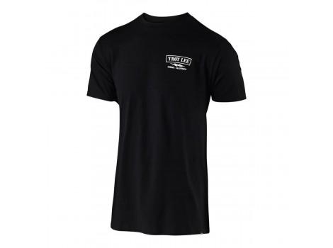 T-shirt VTT Troy Lee Designs Classic Shocker Noir