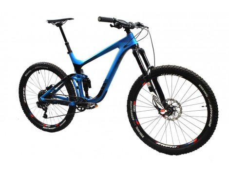 VTT Tout-suspendu Giant Reign Advanced - 2016