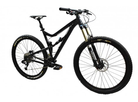 VTT Tout suspendu Santa Cruz Tallboy Custom 1