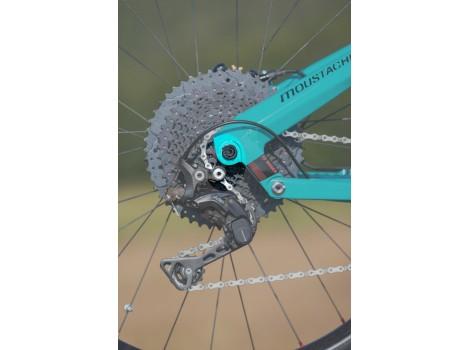 Patte de dérailleur vélo Moustache Axe 12 mm - RD-HK002