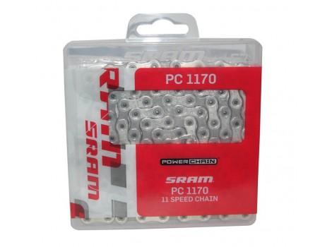 Chaîne Sram PC-1170 HollowPin - 11 vitesses