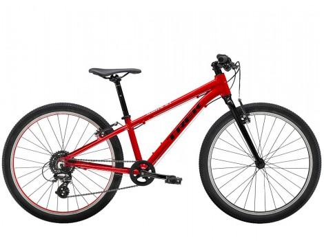Vélo enfant Trek Wahoo 24 Rouge - 2019