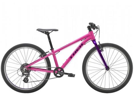 Vélo enfant Trek Wahoo 24 Rose - 2019