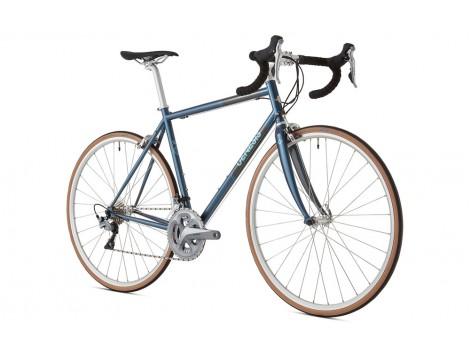 Vélo de route acier Genesis Equilibrium Blanc - 2019