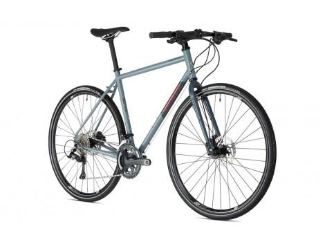 Vélo Genesis Croix de fer 10 cintre plat gris - 19