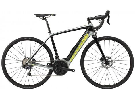 Vélo électrique route Cannondale Synapse Neo 2 Gris - 2019