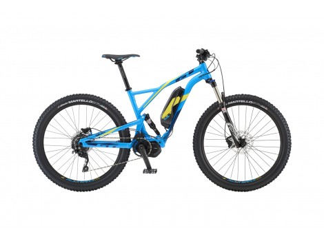 VTT électrique GT eVerb Current Shimano Step - 2019