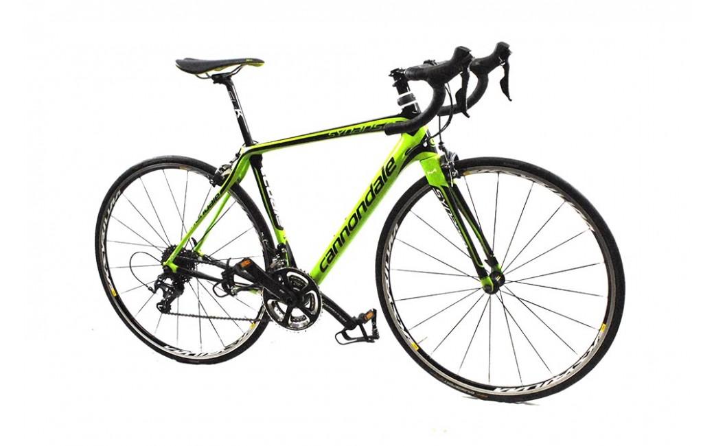 Vélo de route Cannondale Synapse HM Ultegra - Occasion Premium