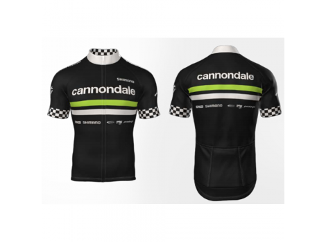 Maillot Cannondale CFR Team Replica