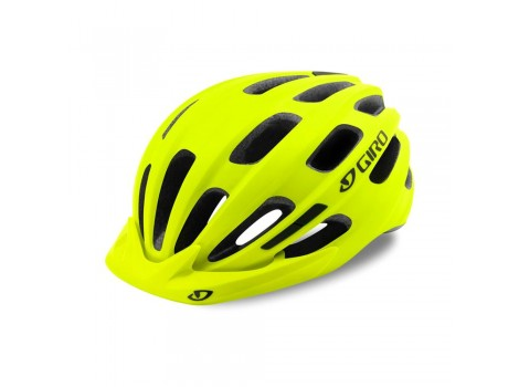 Casque Vtt Giro Register jaune fluo 2019