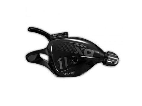 Manette dérailleur Sram X01 Trigger 11 vitesses noire