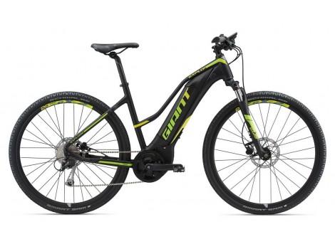 Vélo VTC électrique Giant Explore E+ 3 STA - 2018