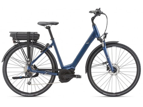 Vélo électrique Giant Entour E+ 1 Disc LDS - 2019