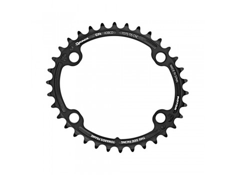 Plateau Rotor Q 110 mm x 4 36 dents Shimano/Aldhu