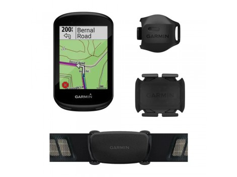 Compteur GPS Garmin Edge 830 Bundle Performance