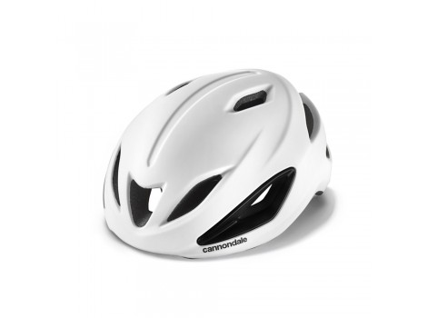Casque route Cannondale Intake blanc