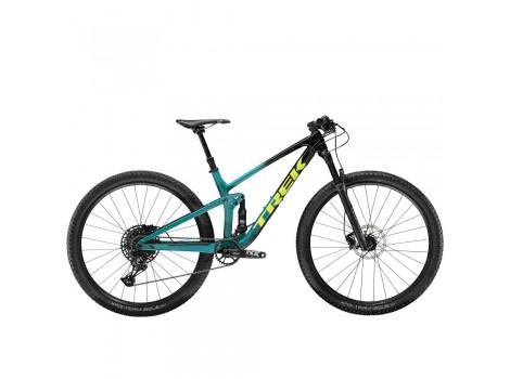 Vtt XC Trail Trek Top Fuel 9.7 NX noir bleu - 2020