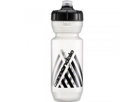 Bidon Cannondale Retro 750 ml - Noir transparent