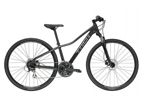 Vélo tout-chemin Trek Dual Sport 2 noir - 2019