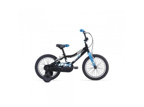 "Vélo enfant Giant Animator noir bleu 16"""